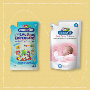 Baby Accessories & Laundry Care